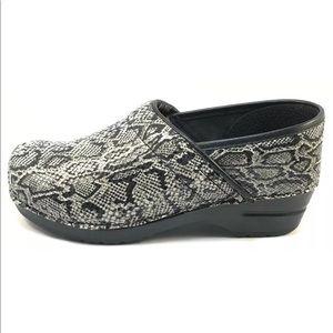 Sanita Snake Clogs Professional Nursing Shoes